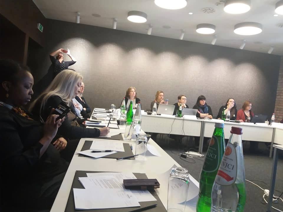 Сдружение Зачатие на юбилейната 10-та Пролетна среща на Fertility Europe